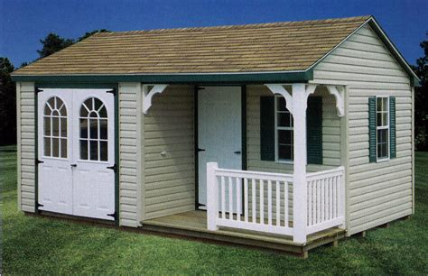 Shed With Porch Plans by Oko Bi Storage Shed With Porch Plans