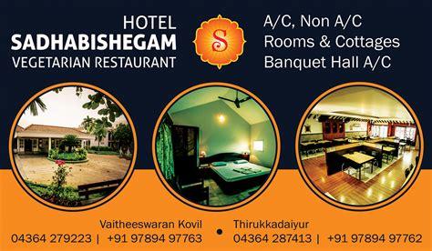 banner design on behance banner design hotel sadhabishegam on behance