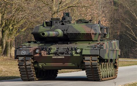 Leopard 2 Autobild by Neuer Leopard 2 A7 Und Weitere Kfpanzer Bilder