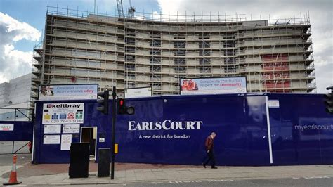 earls court earls court is a study in bad regeneration londonist