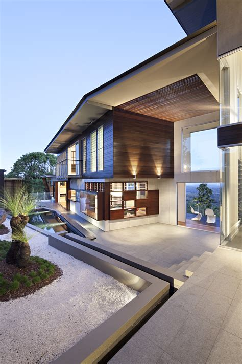 gallery of glass house mountains house bark design gallery of glass house mountains house bark design