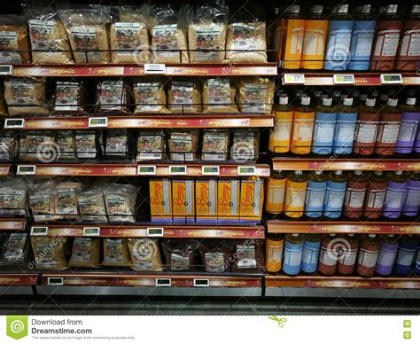 Healthy Section by Healthy Choice Organic Foods Section Supermarket