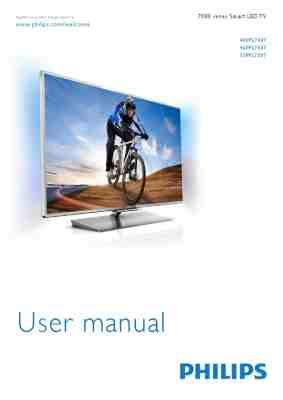 Win A 3500 Philips Ambilight Telly by Philips 3500 Series Tv Manual Misenk