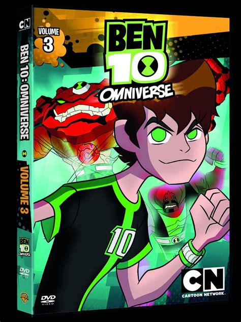 Seri Dvd Animasi Ben 10 Season 3 reveiw de dvd ben 10 omniverse volume 3