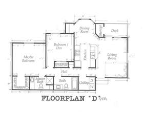 house floor plans with dimensions single free