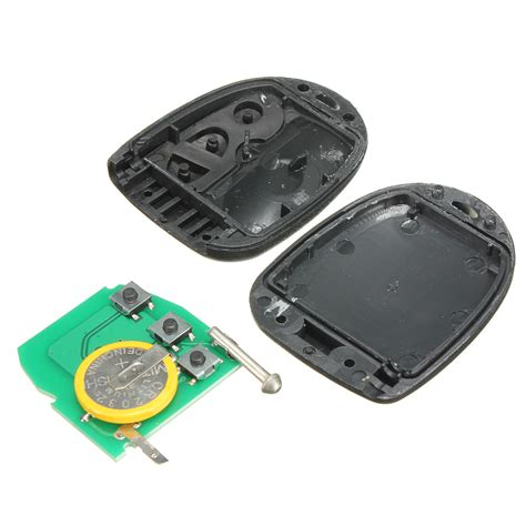 holden key buttons 3 button remote key fob w chip for holden commodore