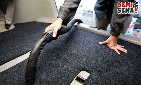 cara membuat jemuran karpet tips dan cara membersihkan karpet mobil paling simpel