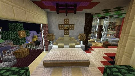 bedroom minecraft furniture