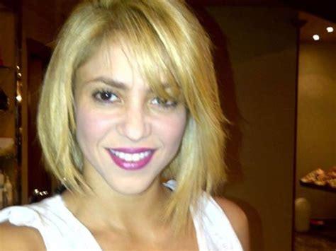Neue Frisur by Neue Frisur Shakira Tr 228 Gt Jetzt Einen Bob Promiflash De