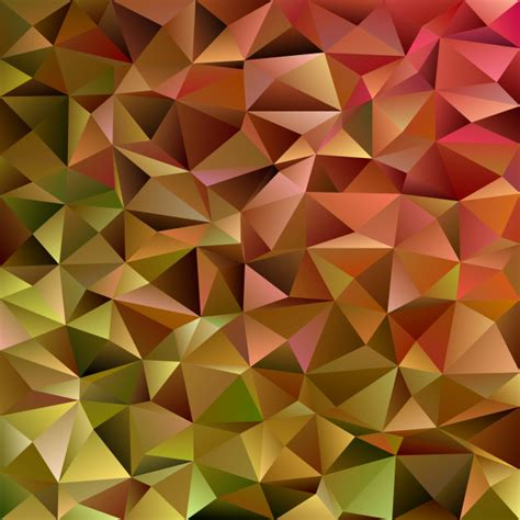 triangle mosaic pattern geometric abstract chaotic triangle pattern background