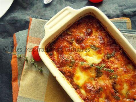 cuisiner les aubergines au four gratin d aubergines 224 la mozzarella le cuisine de samar