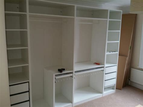 how to assemble ikea wardrobe flat pack furniture assembly by insured flatpack