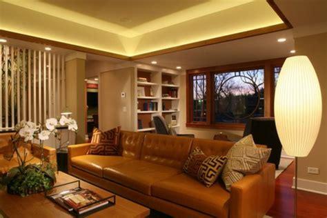 Passive Beleuchtung Wohnzimmer by Indirekte Beleuchtung F 252 Rs Wohnzimmer 60 Ideen