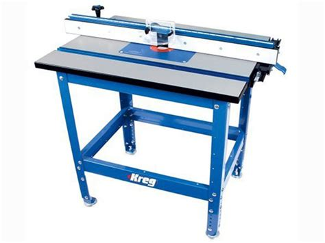 Table Saw Fences Kreg Professional Carpenters Precision Router Table System