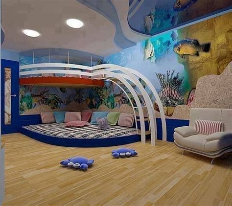 bedroom in aquarium aquarium kids room theme gyerekszoba pinterest kid