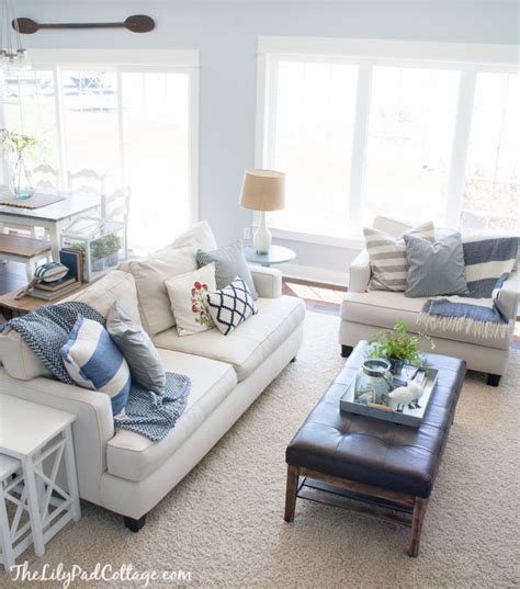 paint colors for living room casual cottage paint archives the lilypad cottage