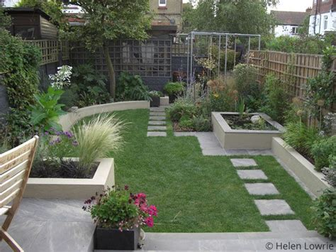 Landscape Garden Ideas Uk Helen Lowrie Box Garden