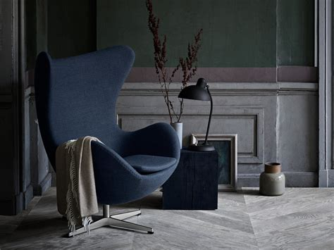 fritz hansen egg chair history buy the fritz hansen egg chair with footstool fabric in