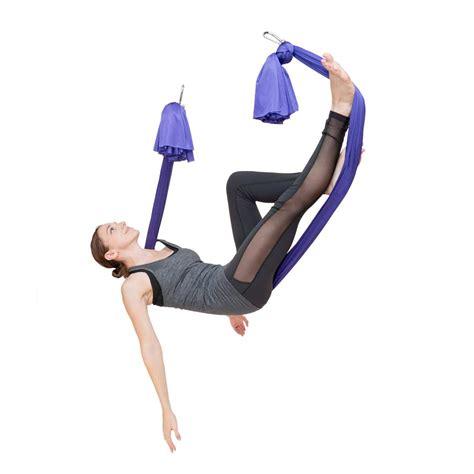 omni yoga swing stretchy yoga hammock yoga swings trapeze stands