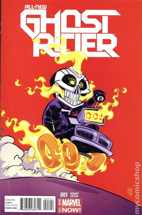 ghost rides books all new ghost rider comic books issue 1