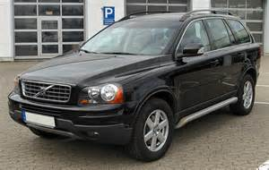 Volvo Xc90 Awd Datei Volvo Xc90 D5 Awd Facelift Front 20100731 Jpg