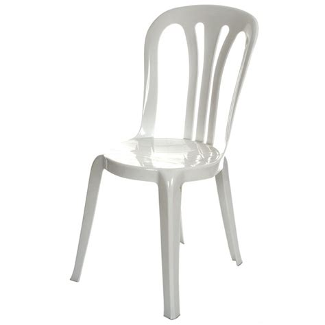 White Plastic Bistro Chairs Bistro Chair Hire Plastic Stacking Chair Hire Buckinghamshire