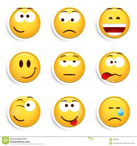 clip smiley end of story clipart