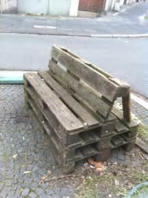 How To Make A Wood Bench Palettenm 246 Bel Inspirationen Aus Bochum Ehrenfeld