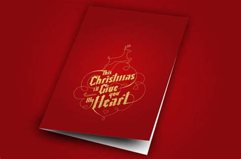 design inspiration greeting cards 25 jolly holiday christmas card designs for inspiration