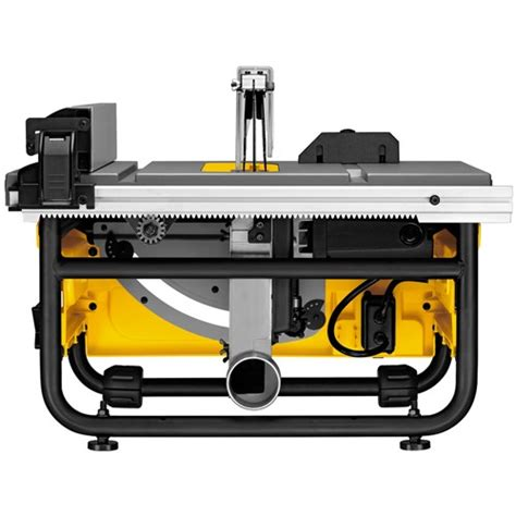 dewalt table saw dust collection dewalt dw745 table saw review did it myself