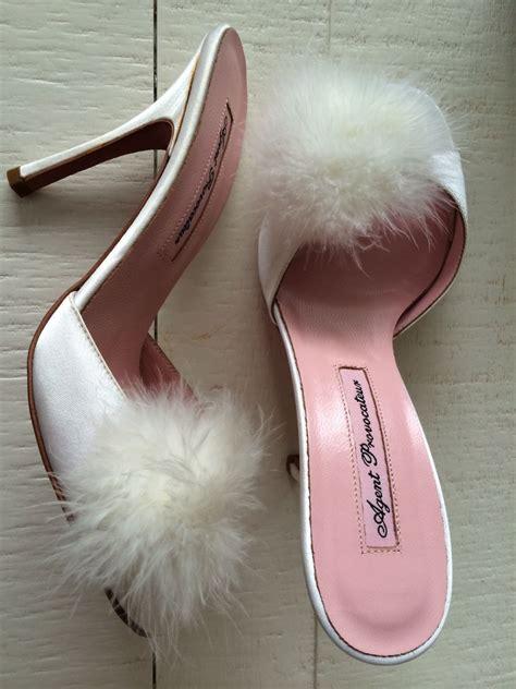 provocateur slippers provocateur heels boudoir slippers