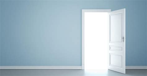 when one door closes another one opens
