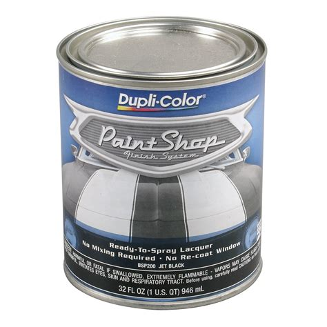 new at summit racing equipment dupli color paint shop finish systems
