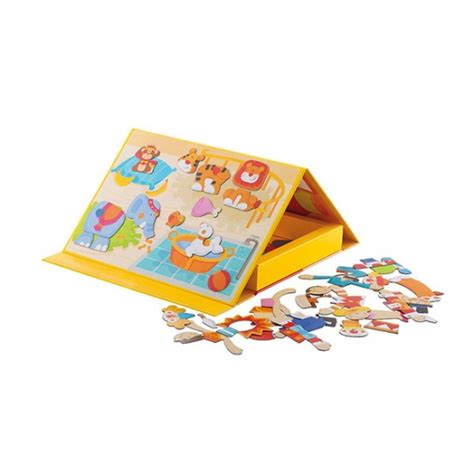 Thematic Magnet Puzzle Circus magnet puzzles toys
