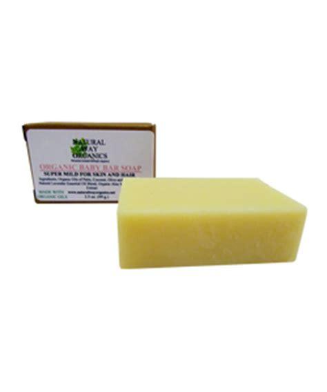 Baby Bar Soap organic handmade baby bar soap 3 5 oz