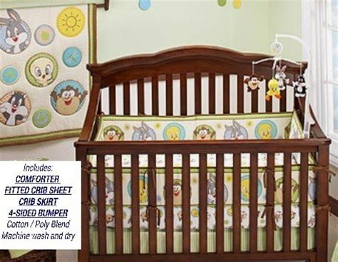 Crib Bedding Set 7pcs Looney Tunes For Sale In Clondalkin Baby Looney Tunes Crib Bedding Set