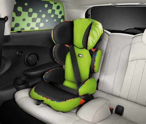 mini car seat new mini cooper s with cooper works package junior
