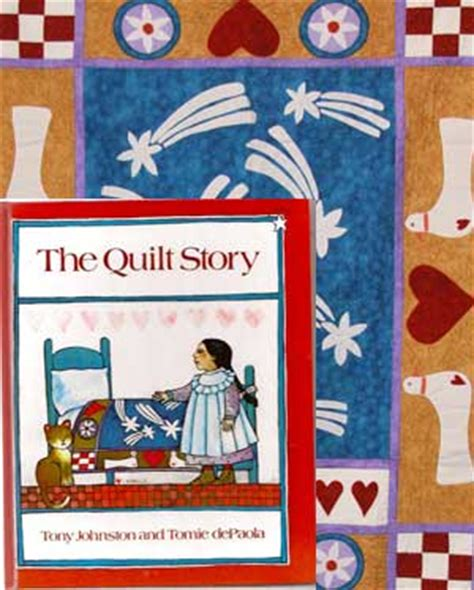 Patchwork Quilt Story - dqg storybook quilts