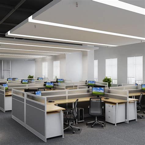 layout kantor dan dasar filling tren desain interior kantor minimalis modern persada