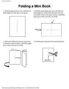 8 page foldable booklet template pin by gaking on those who can teach
