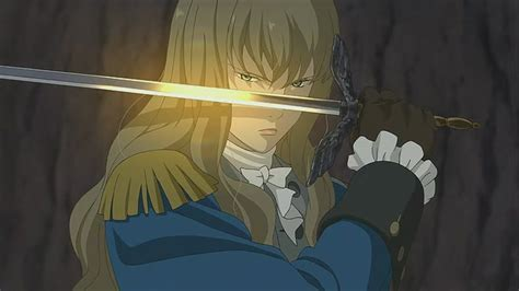 le chevalier d eon le chevalier deon canne s anime review
