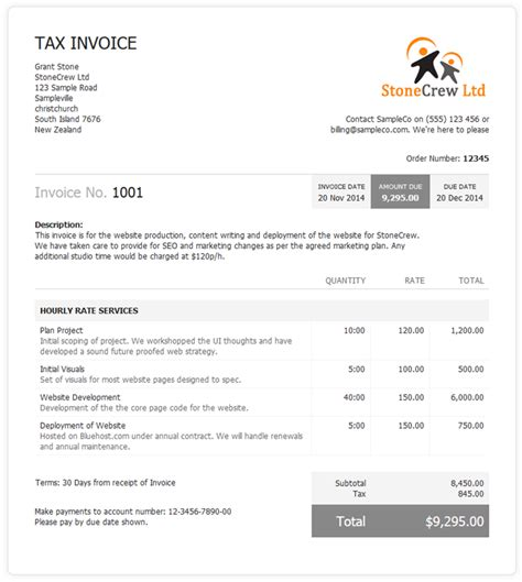 design fee invoice pin video production invoice on pinterest