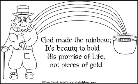christian rainbow coloring pages joyful hearts