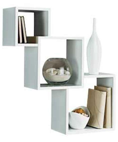 Buy White Shelves Buy High Gloss Geometric Cube Shelves White At Argos Co