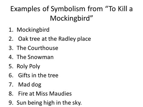 to kill a mockingbird themes and symbols powerpoint similar themes in to kill a mockingbird and romeo and