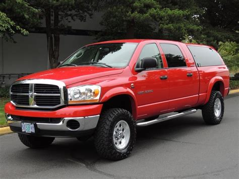 how to learn about cars 2006 dodge ram 2500 parental controls 2006 dodge ram 3500 slt mega cab 4x4 5 9l diesel excel cond
