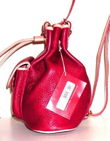 Sling Bag Hang Out Tf891 White dooney and bourke drawstring shoulder sling bag