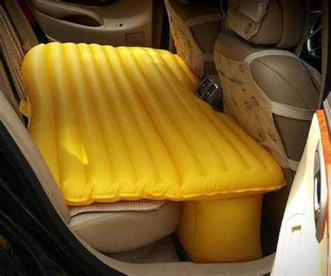 fan for backseat of car fuloon car travel pvc bed mattress and