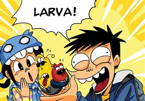komik baru si juki jalan jalan ke korea dengan larva