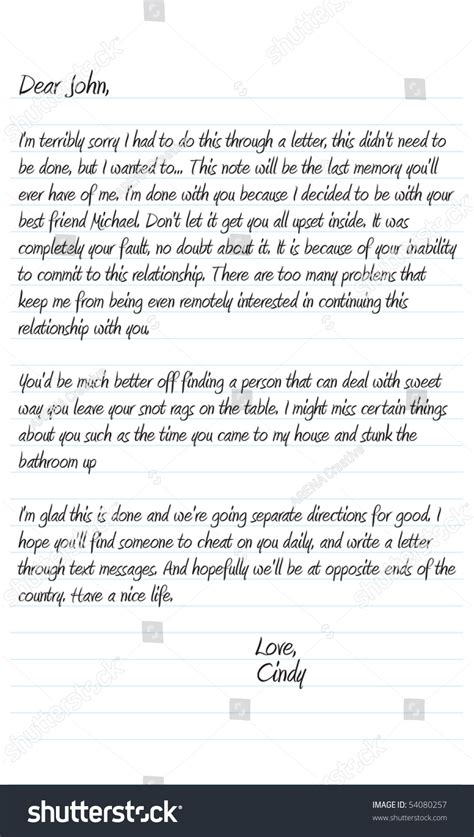 sweet up letters a neatly written sle dear letter in vector format